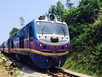 Gửi hàng hóa từ TPHCM đi ra Hà Nội bằng Tàu Hỏa, Đường Sắt