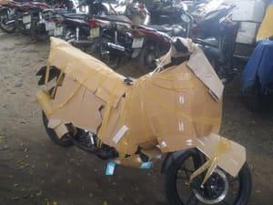 Gửi xe máy bằng tàu hỏa hết bao nhiêu tiền